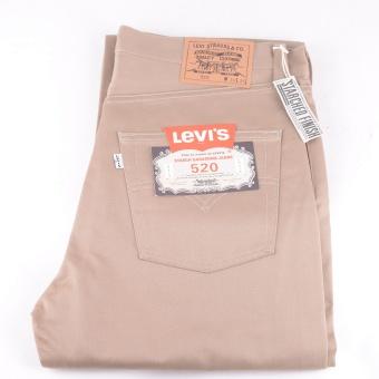 520 White Levi's 1997 34-36