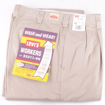 Levi's Worker Chino 1994 Japan 32-34