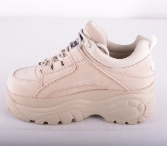 Buffalo London 1339-14 Nubuck Cream
