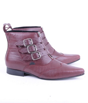 Blitz Boot Burgundy