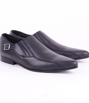 Bugsy Slip-on Black