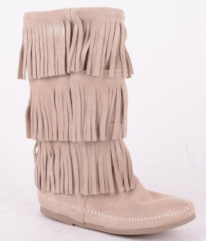 3Layer Finger Stone Suede