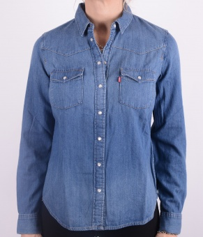 Denim Shirt Levi's Women
