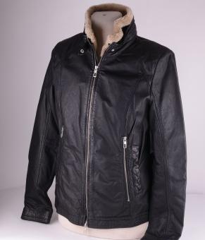 MZ Leather Woman Black