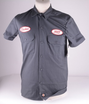 Rotonda Shirt Grey