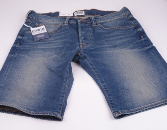Bermuda Denim Shorts Mid Used
