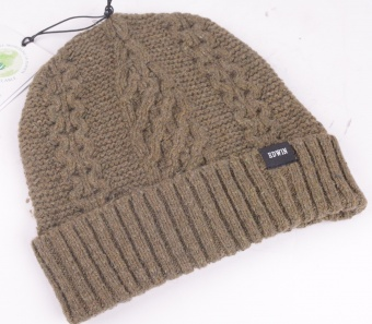 Beanie Eco wool