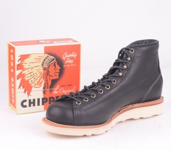 1901M34 Monkey Boot Black