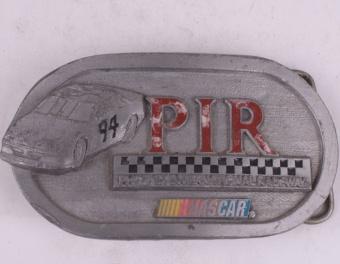 PIR 94 Nascar Belt Buckle