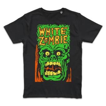 White Zombie Yelling