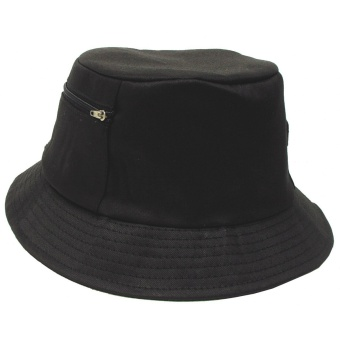 Fisher Hat Black