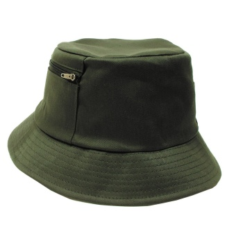 Fisher Hat O/D Green