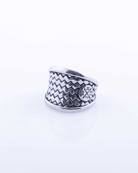Florence Silver Ring