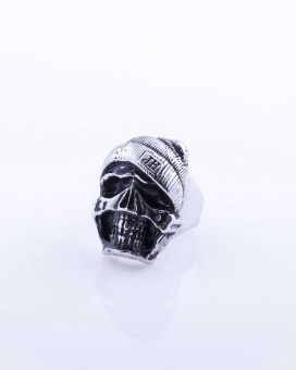 Greger Silver Ring