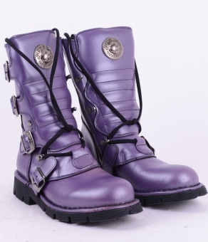 High Boot Lilac 1473-11