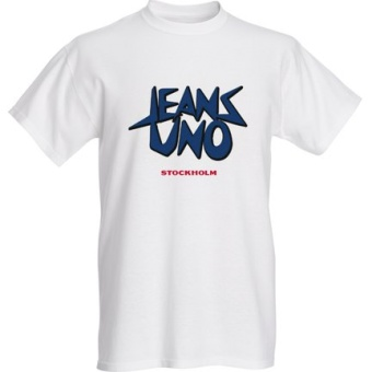 Jeans Uno White Tee