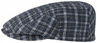 Kent Cotton Check Blue