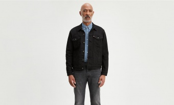 LEVI'S® MEN'S TRUCKER JEAN JACKET