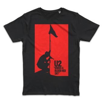 U2 Red Sky