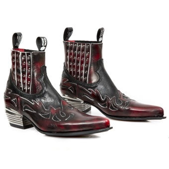 WST047H-S1 Rojo Boot