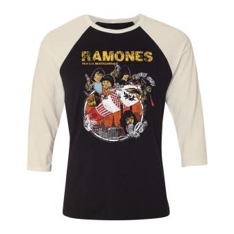 Ramones Rocket Raglan