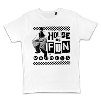 Madness House of Fun White.