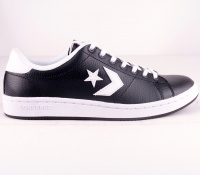 One Star Leather White/Black