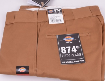 Original 874 Work Pant Brow Duck
