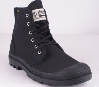 Palladium Pampa Hi Orginale Black