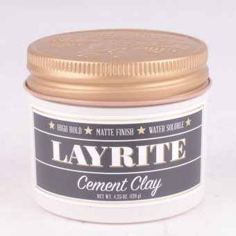 Pomade Cement Layrite