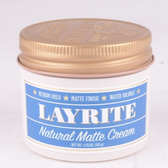 Pomade Natural Matte Layrite