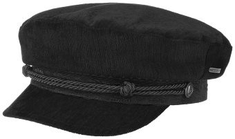 Riders Cap Velvet Black