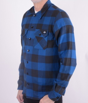 Sacramento Shirt Blue/Black