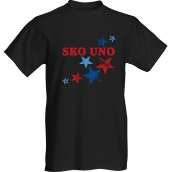 Star Tee Black / Color