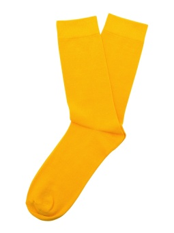 Socks Red & Yellow