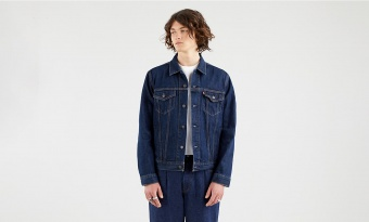 THE TRUCKER JACKET - ROCKRIDGE