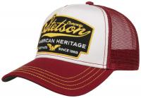 Trucker Cap American Heritage Winered