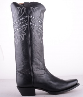 VF3042 Black High Boot