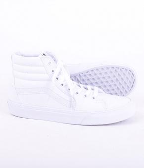 Sk8-Hi White