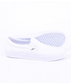 Classic Slip-On White