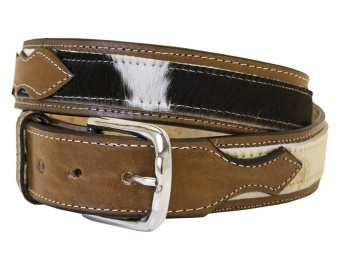 XM-161 Brown Leather and Cowhide