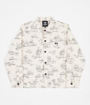 Sibley Shirt-White