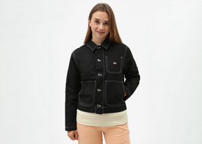 Toccoa Jacket Black