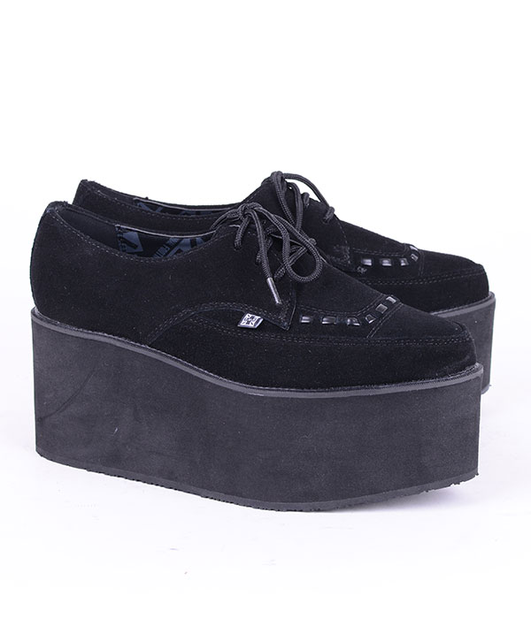 A8666 Black Leather