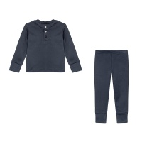 Kids Pyjamas - Midnight Blue - The Sleepy Collection