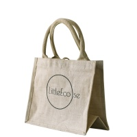 Jute påse mini - littleeco