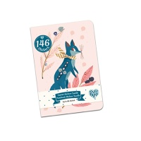 Lucille stickers notebook - Djeco