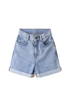 Mia high waist Denim shorts - I Dig Denim