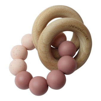 Chewie basic rattle - Chewies & More