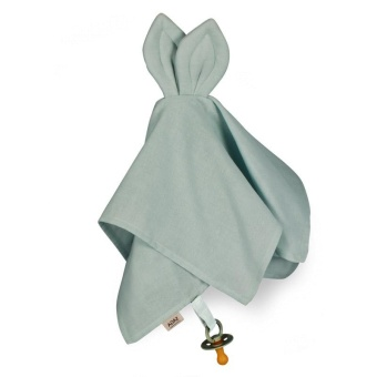 Cuddle Cloth - Dusty Green  - Saga Copenhagen